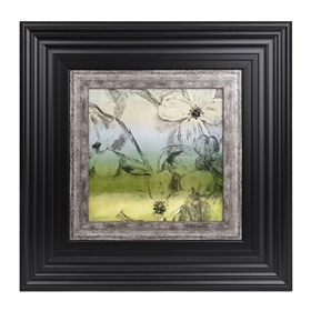 Beauty In Nature I Framed Art Print