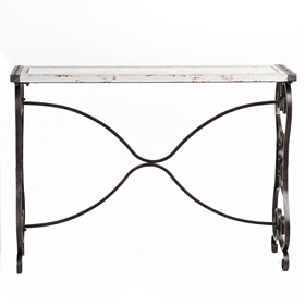 Cream Veracruz Console Table