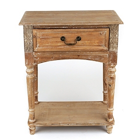 Bailey Natural Accent Table