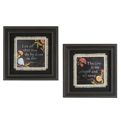 Bird Friend Framed Art Prints