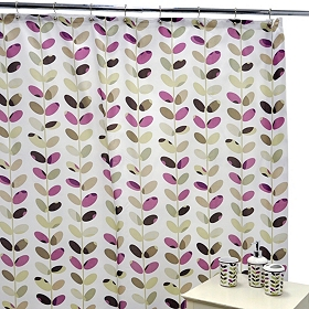 Colorful Vines 16-pc. Bathroom Accessory Set
