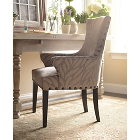 Amsterdam Taupe Arm Chair