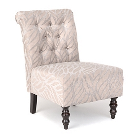 Archipelago Taupe Slipper Chair