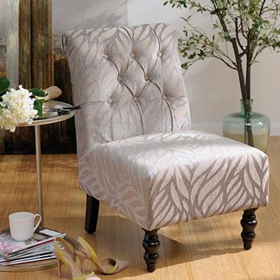 Archipelago Taupe Slipper Chair