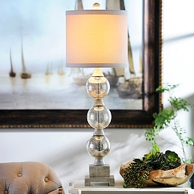 Mercury Orbs Table Lamp
