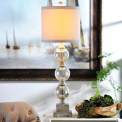 Mercury Orbs Table Lamp
