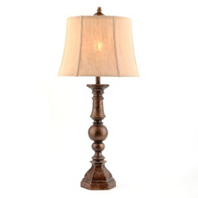 Bronze Harmon Table Lamp