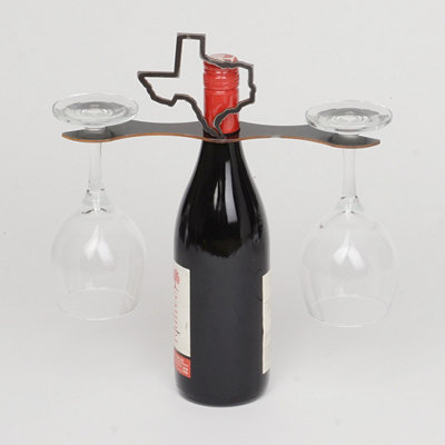 Texas Two-Stem Bottle Topper
