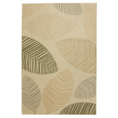 Spring Leaves Callie Area Rug, 5x7