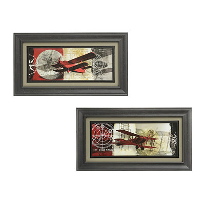 Airplanes Framed Art Prints