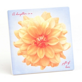 A Daughter is a Gift Decorative Tile