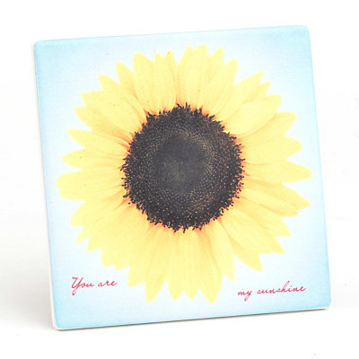 You Are My Sunshine Decorative Tile