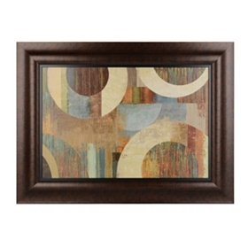 Crush Abstract Framed Art Print