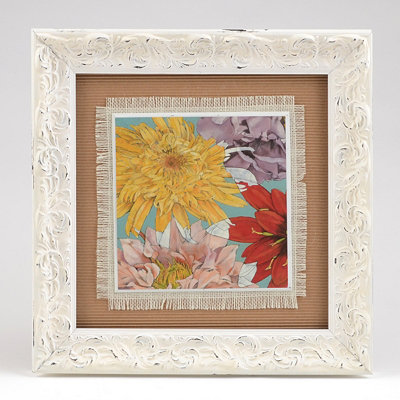 Blossoming Joy I Framed Art Print