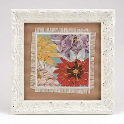 Blossoming Joy II Framed Art Print