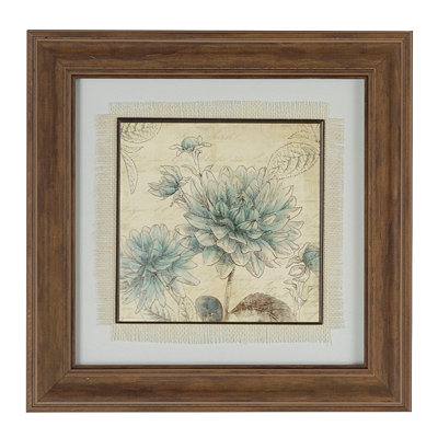 Botanical Sketches I Framed Art Print