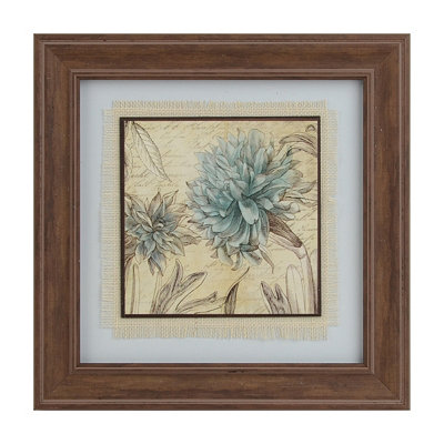 Botanical Sketches II Framed Art Print