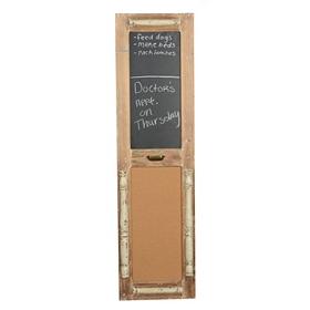 Memo Board Wood Panel