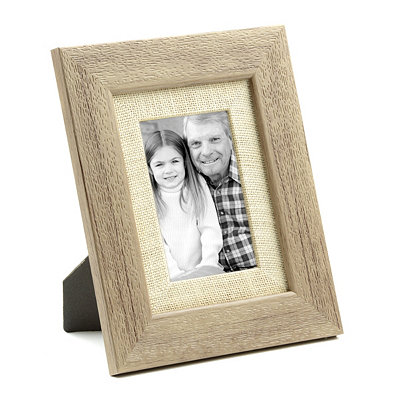 Natural Barnwood Picture Frame, 4x6
