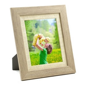 Natural Barnwood Picture Frame, 8x10