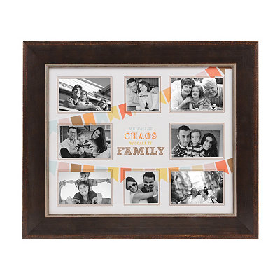 We Call It Family Collage Frame