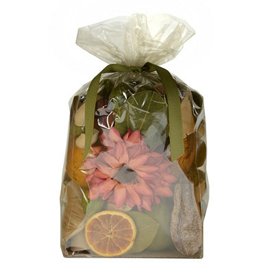 Grapefruit Pomegranate Potpourri
