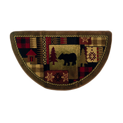 Henderson Big Bear Hearth Rug