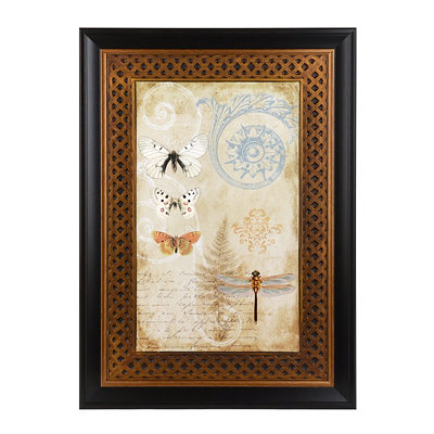 Beauty of Small Things I Framed Art Print