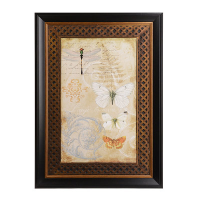 Beauty of Small Things II Framed Art Print