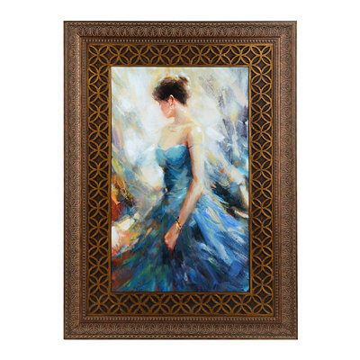 Beautiful Moments II Framed Art Print