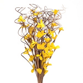 Yellow Palm Lily Bouquet