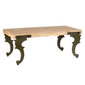 Jackson Industrial Coffee Table