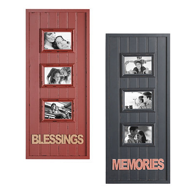 Blessings & Memories Collage Frames