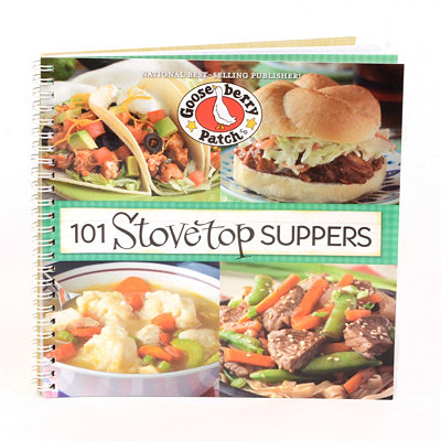 101 Stovetop Suppers Cookbook