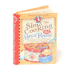 Slow Cooking All Year Round Cookbook