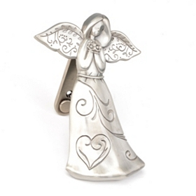 Engraved Angel Door Knocker