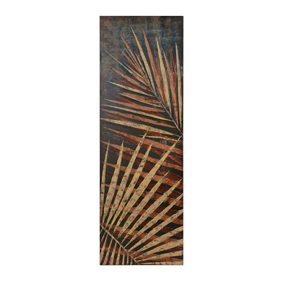 Spice Palms I Canvas Art Print
