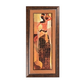 Bihaya I Framed Art Print
