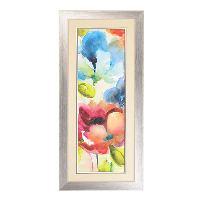 Color My World I Framed Art Print