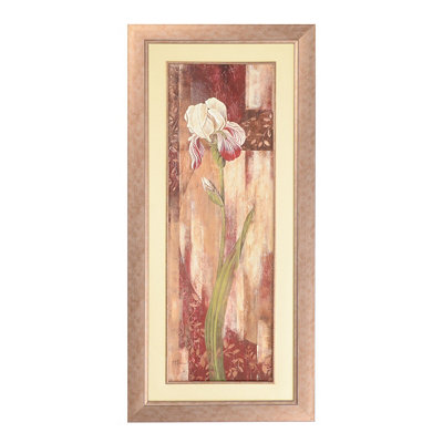 Ashley Iris I Framed Art Print