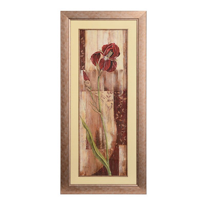 Ashley Iris II Framed Art Print