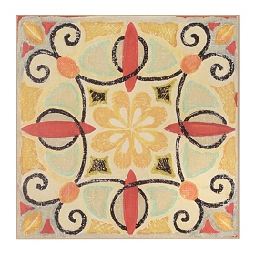 Decorative Bohemian II Wall Tile