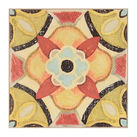 Decorative Bohemian IV Wall Tile