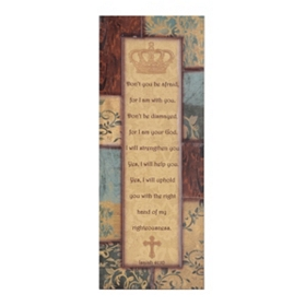 Isaiah 41:10 Wall Plaque