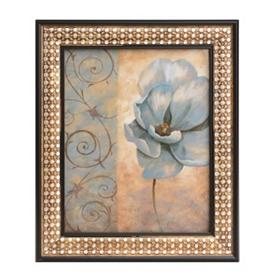 Fleur Bleue I Framed Art Print