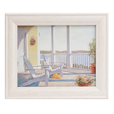 Shades of Summer I Framed Art Print