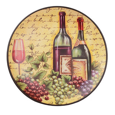 Time for Wine Decorative Plate