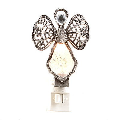 Diamond Crystal Angel Night Light