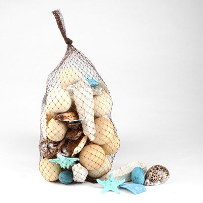 Ocean Blues Scented Seashell Filler
