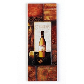 St. Martin's Vineyard Wall Plaque